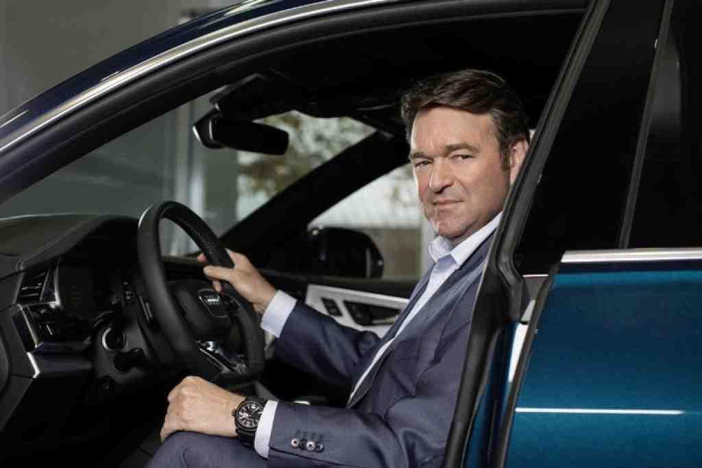 Холандецът Брам Шот оглави компанията Audi AG