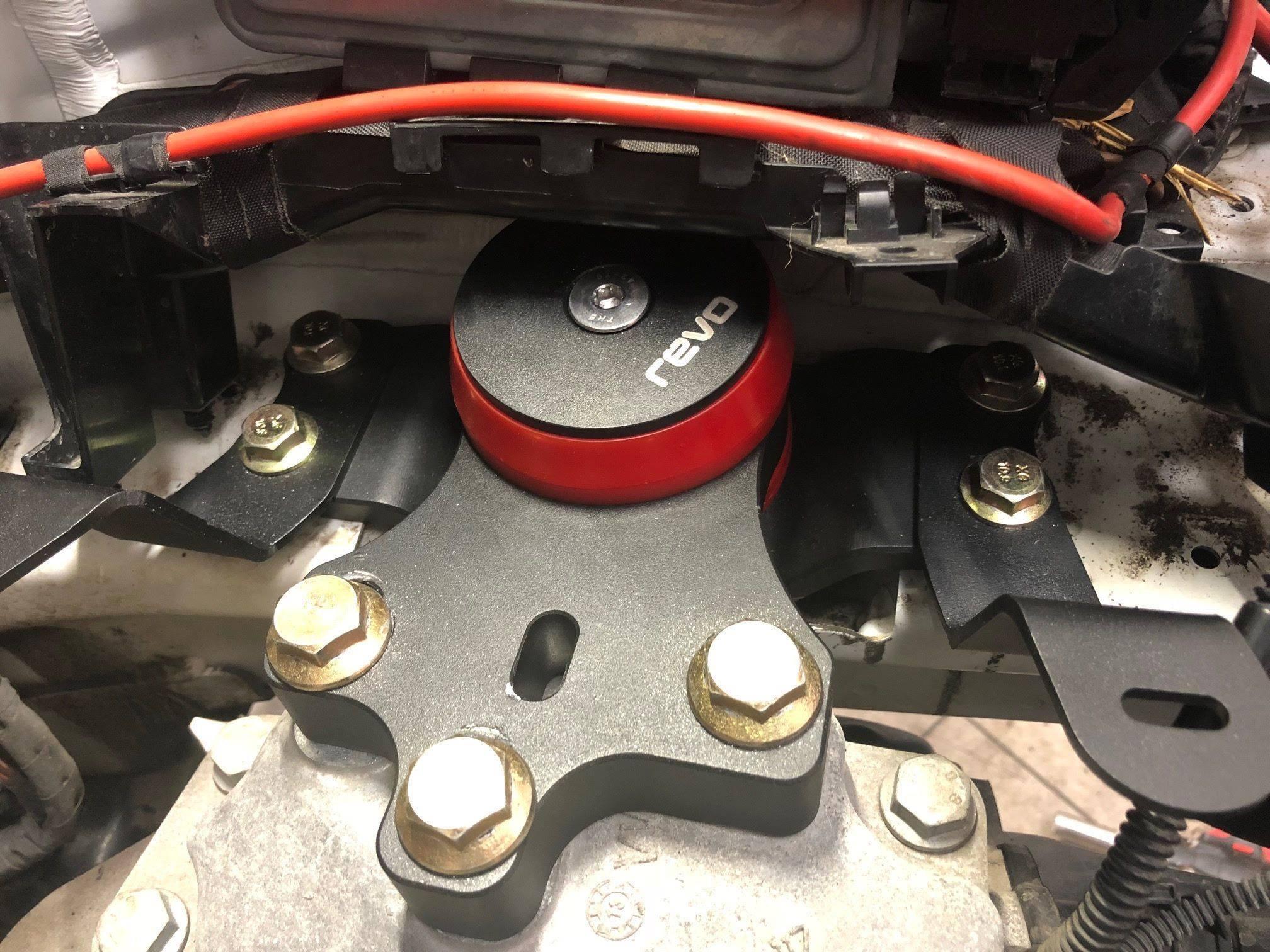 Тампон двигател REVO