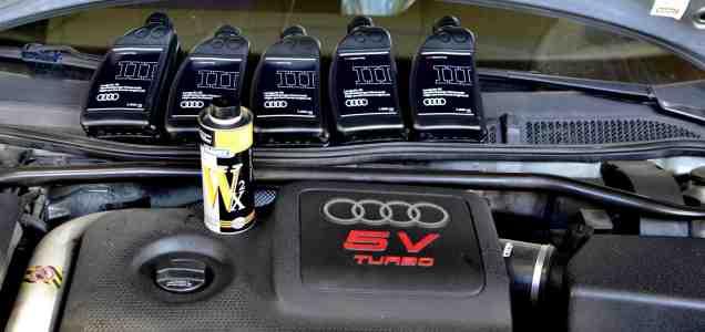 Смяна на масло и филтър на двигател