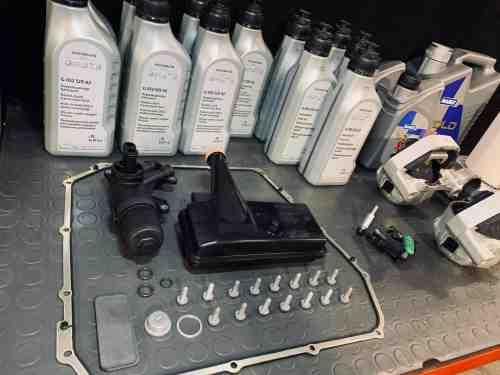 Смяна на масло на скоростна кутия